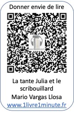 QR Code La tante Julia et le scribouillard